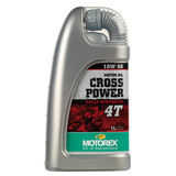 MOTOREX - CROSS POWER 10W60 - 1L