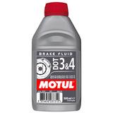 MOTUL - BRAKE FLUID DOT 3 & 4 - 500ml