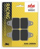 SBS - Placute frana RACING - DUAL CARBON 805DC