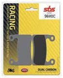 SBS - Placute frana RACING - DUAL CARBON 960DC