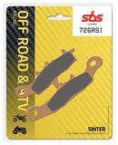 SBS - Placute frana RACING OFFROAD - SINTER 726RSI