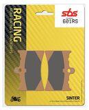 SBS - Placute frana RACING - SINTER 601RS