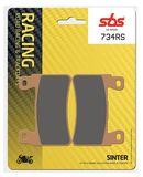 SBS - Placute frana RACING - SINTER 734RS