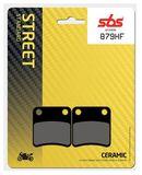 SBS - Placute frana STREET - CERAMIC 879HF
