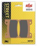 SBS - Placute frana STREET - SINTER 665HS