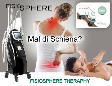 LAST MINUTE TOMORROW: FISIOSPHERE THERAPHY SCHIENA