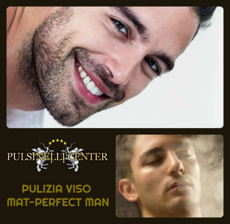 PULIZIA VISO MAT-PERFECT MAN