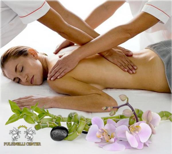 Doppio Piacere del Massaggio a 4 Mani