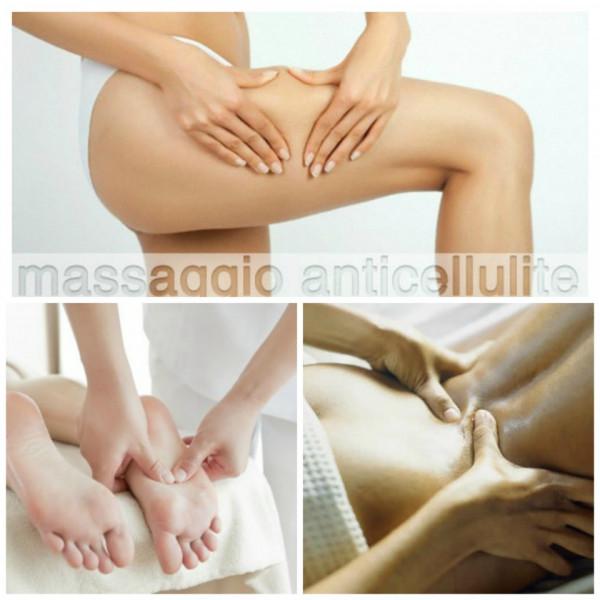 Massaggi Drenanti Anti-Cellulite