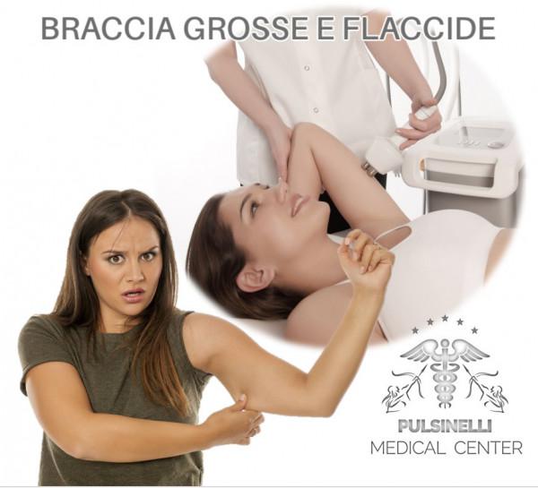 BRACCIA GROSSE E FLACCIDE: UNA PREOCCUPAZIONE ESTETICA RICORRENTE