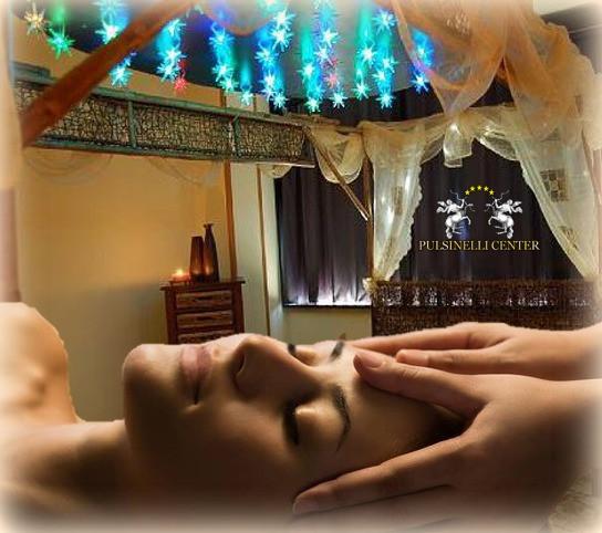 Il Massaggio della Testa e della Cervicale