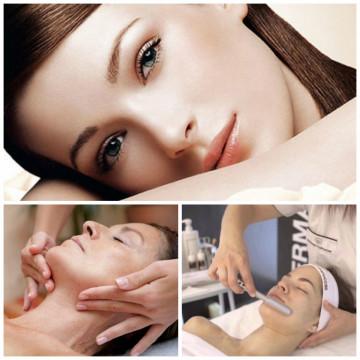 Roll & Lift Massage Viso
