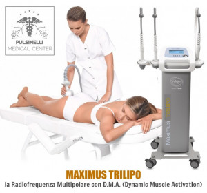"""GLUTEI LIFT UP"" CON LA RADIOFREQUENZA MEDICALE"