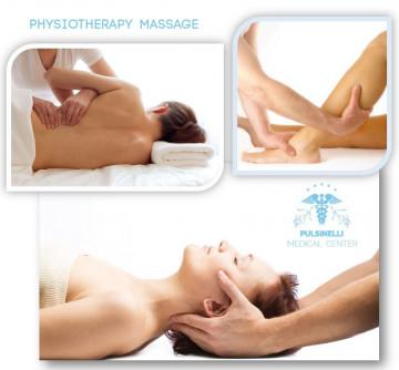 PHYSIOTHERAPY MASSAGE: FISIOTERAPIA E BENESSERE PSICO-FISICO - TOTAL BODY