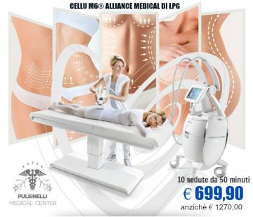 CELLU M6® ALLIANCE MEDICAL DI LPG PROTOCOLLO DA 50 MINUTI