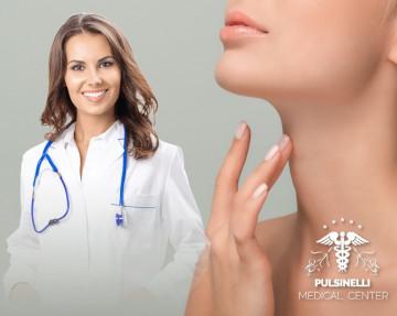 IRSUTISMO EPILAZIONE MEDICA LASER : MENTO + PLATISMA 6 sedute