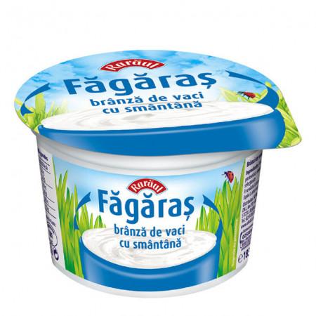 Branza de vaci Fagaras 185g Raraul