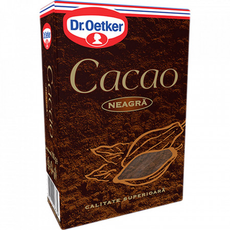 Cacao pudra 100g Dr. Oetker