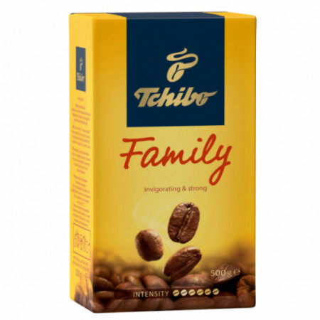 Cafea Tchibo Family 500Gr