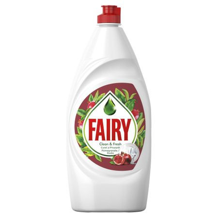 Detergent de vase Pomegranate, 800 ml Fairy