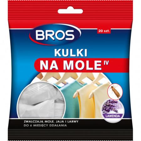 Pastile parfumate antimolii 20buc