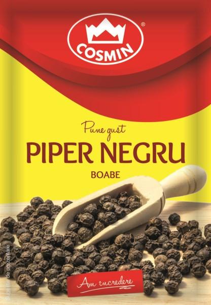 Piper negru boabe 17g Cosmin