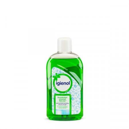 Dezinfectant fara clor 1l Igienol verde