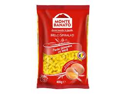 Paste Melci 400g Monte Banato
