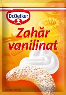 Zahar vanilat 10g Dr. Oetker