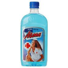 Alcool sanitar - spirt - Mona 200ml