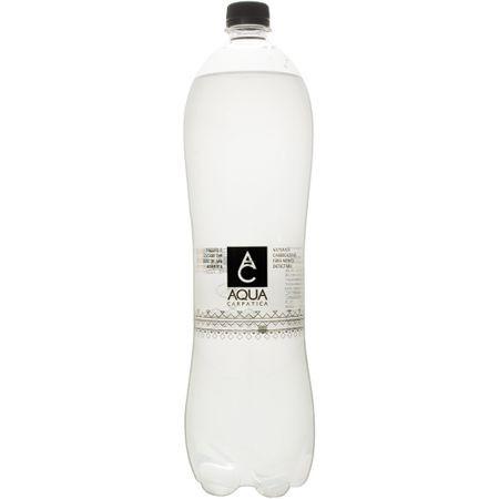 Apa minerala carbogazoasa 1,5L Aqua Carpatica