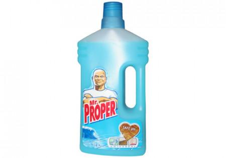 Detergent pardoseli Ocean, 1L Mr. Proper
