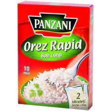 Orez Lung Rapid 250g Panzani