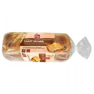 Paine toast cu secara 600g Fine Life