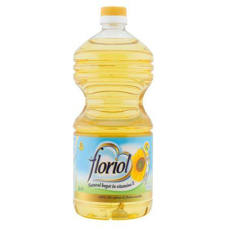 Ulei de floarea-soarelui 2l Floriol