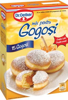 Mix pentru Gogosi 507g Dr.Oetker