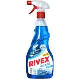Solutie curatat geam 750 ml Rivex Clean