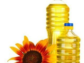 Ulei de floarea-soarelui