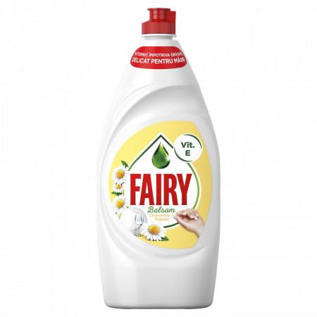 Detergent de vase Balsam Vitamina E Musetel, 800 ml Fairy