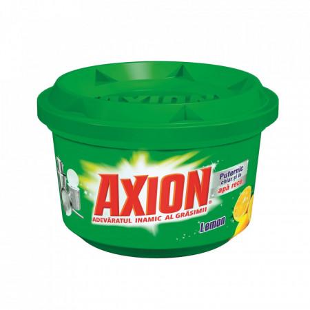 Detergent pasta lemon pentru vase 400g Axion