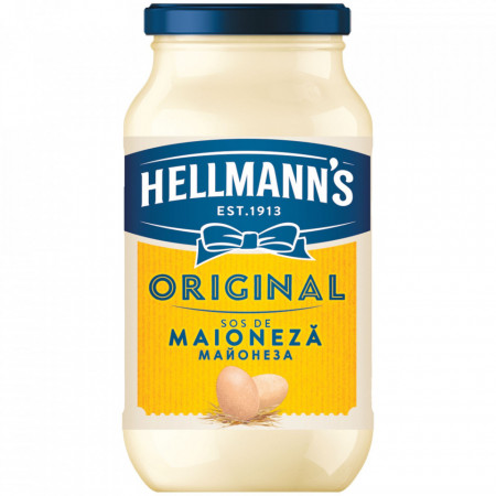 Maioneza 420ml Hellmann's