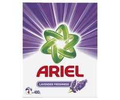 Detergent automat Ariel Lavander, 400g, 4 spalari