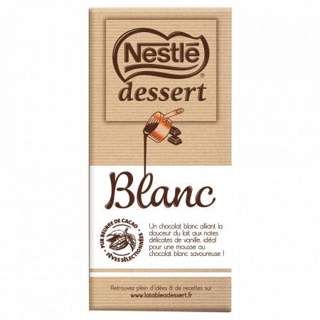 Ciocolata alba Dessert Blanc 180g Nestle