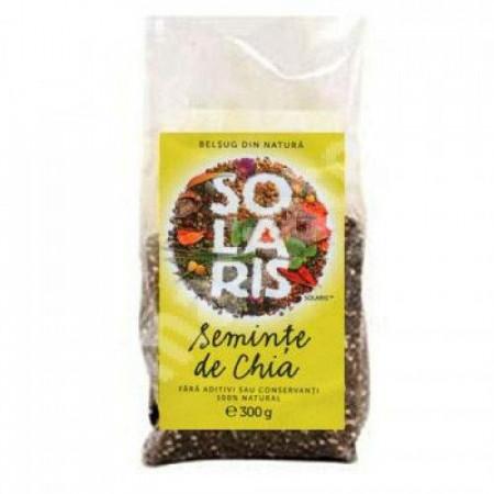 Seminte de Chia Solaris 300gr