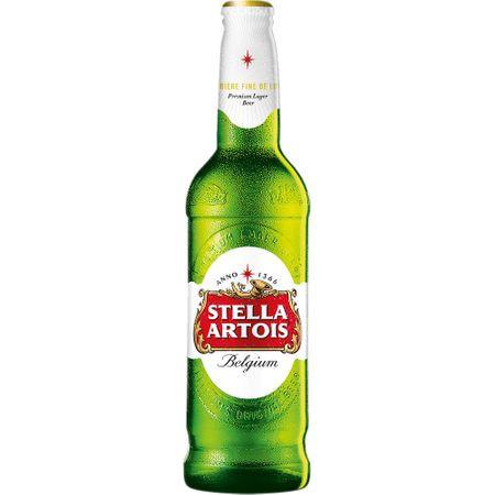 Bere Stella Artois sticla 0.33L