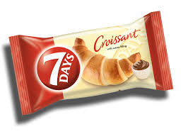 Croissant 85g 7Days Max Cioco