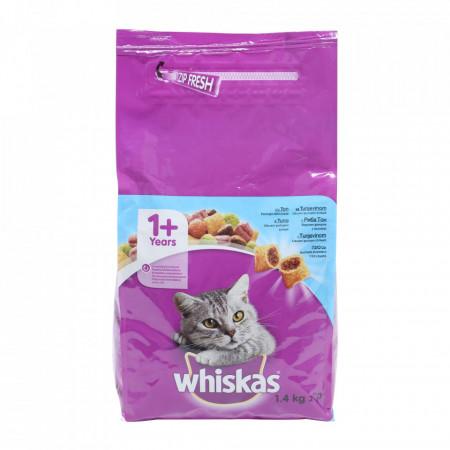 Hrana pisici 1.4kg Whiskas ton