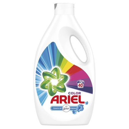 Detergent lichid Ariel Touch of lenor 2,2L, 40 spalari