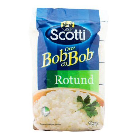 Orez Bob cu Bob Rotund 1kg Riso Scotti