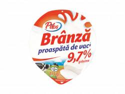 Branza proaspata de vaci 9,7% 275g Pilos